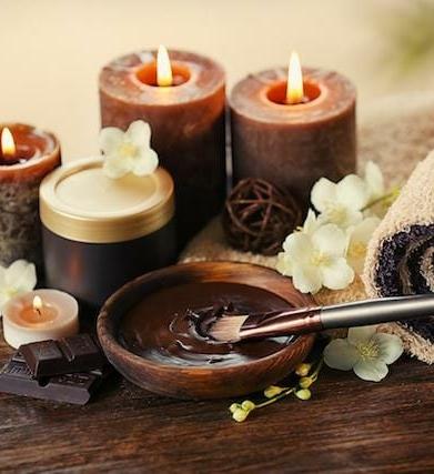ماساژ شکلات